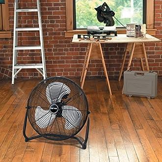 High Velocity Fan Image