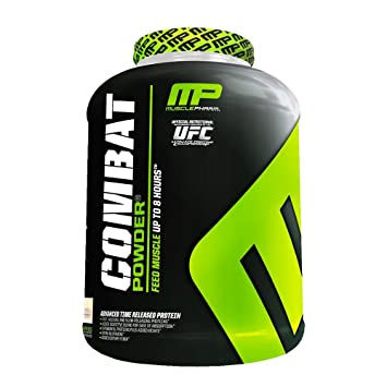 Muscle Pharm Combat Powder Snickerdoodle 4 lbs (1814g)