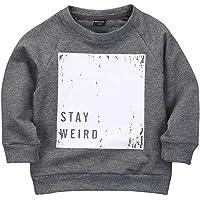 m0mlifee Toddler Infant Kids Long Sleeve Baby Boy Girls Clothes Sweater Sweatshirt Pullover Top