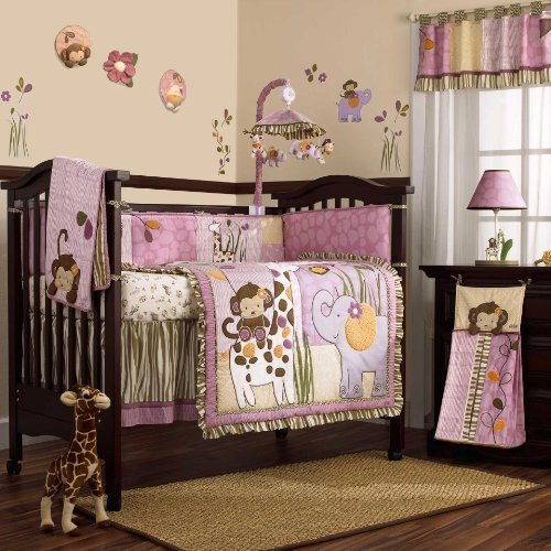 Jacana 9 Piece Baby Crib Bedding Set by Cocalo by Cocalo by Cocalo