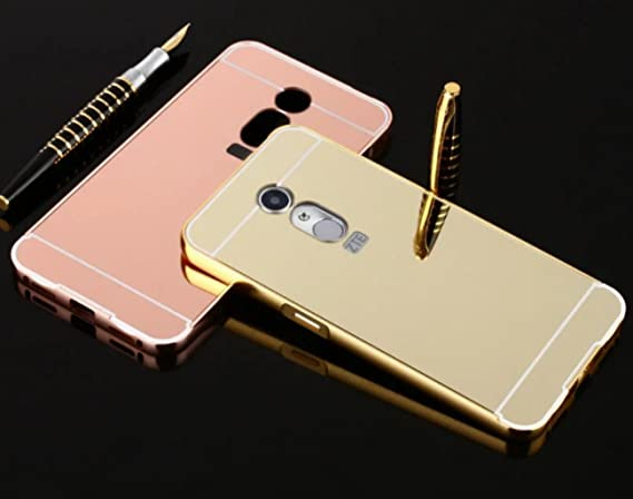 Amazon.com: ZTE Blade A601 Mirror Case, Shiny Awesome Make ...