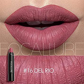 New Sexy Nude Lipstick Waterproof Lip Pencils Beauty Velvet Matte Lip Stick Tattoo Red Lip Tint
