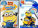 Despicable Me Minions Play Pack Grab and Go Arts and Crafts with Despicable Me Imagine Ink Images Appear with Your Magic Pen!