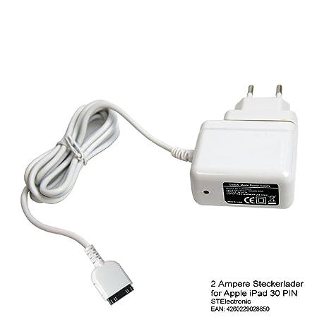 Fuente de alimentación para portátil Apple iPad 30 pin con 2 ...
