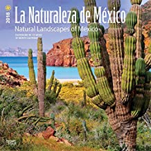 CALENDARIO LA NATURALEZA DE MEXICO 2018 SQUARE
