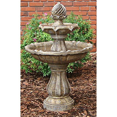 Small Solar Fountain Lights in US - 9