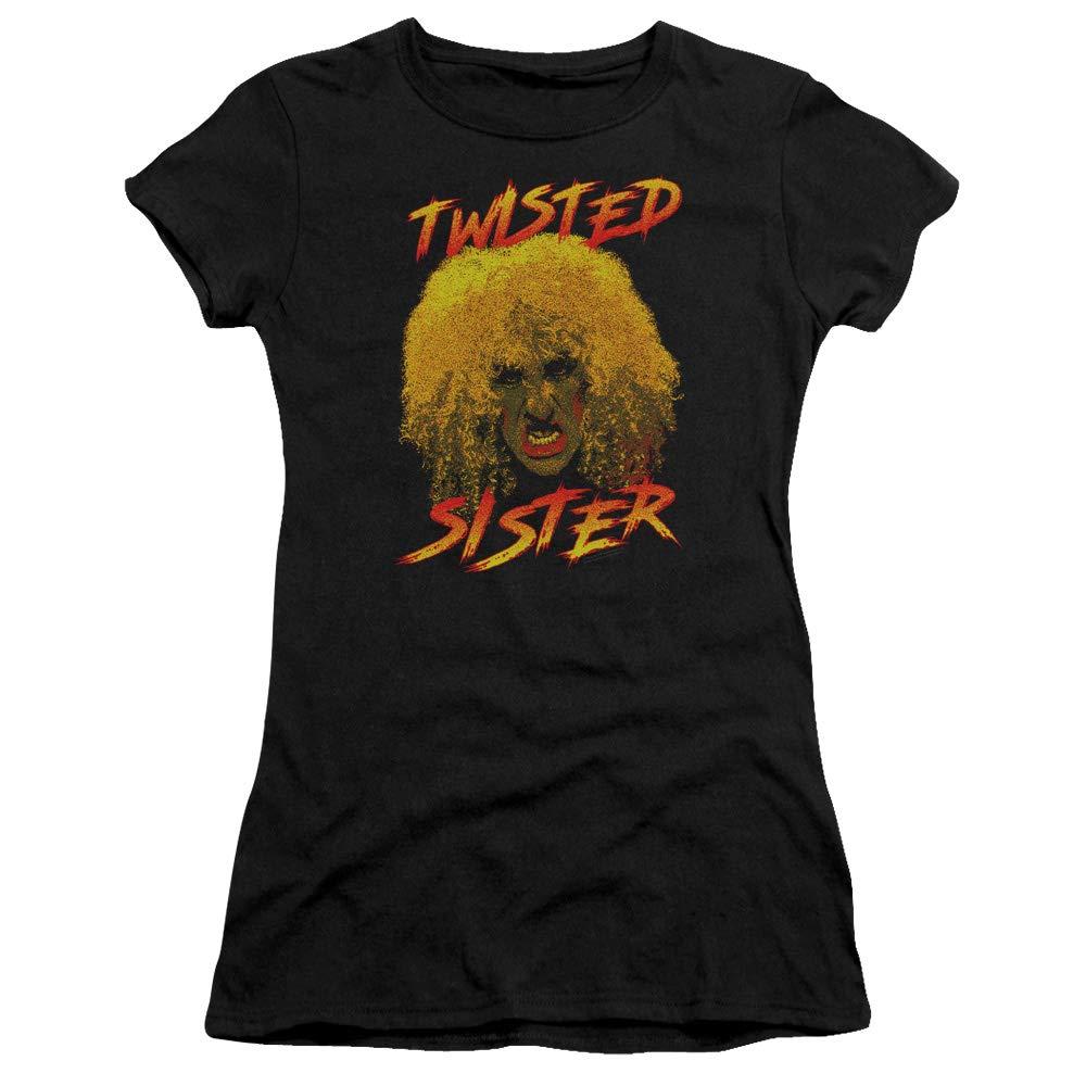 Twisted Sister T Shirt Dee Snider Black Premium Tee