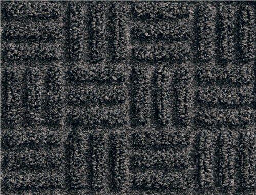 (M+A Matting 265 Thunderstorm Polypropylene WaterHog Masterpiece Select Entrance Mat, 8' Length x 3' Width, for)