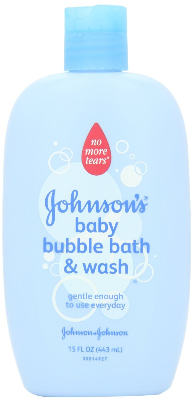 Johnson's Baby Bubble Bath, 2 Count