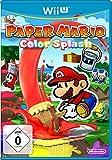 Paper Mario Color Splash - [Wii U]