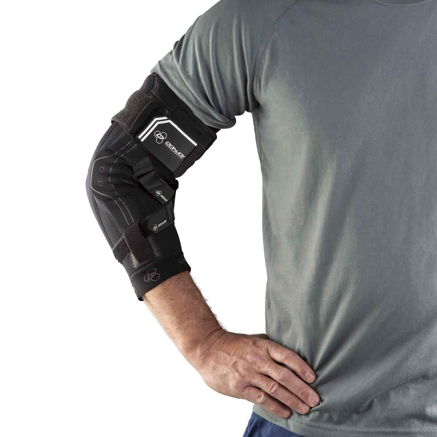 DonJoy Performance Bionic II Elbow Support Brace - New Upgraded Model - (Large) by DonJoy Performance (Image #2)