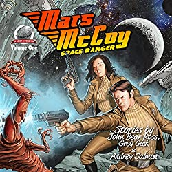 Mars McCoy Space Ranger, Volume One