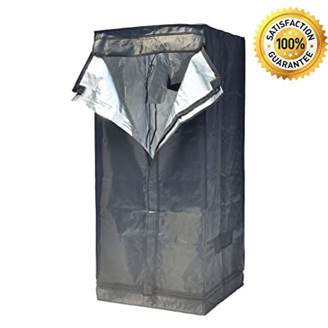 Grow Tent Indoor 2x2 Feet Not Include LED - Small Reflective Mylar Hydroponic/Hydro Waterproof  sc 1 st  Amazon.com & Amazon.com : Grow Tent Indoor 2x2 Feet Not Include LED - Small ...