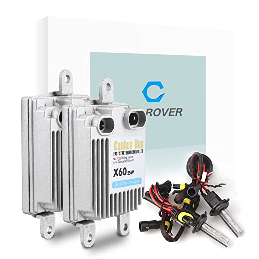 44 opinioni per CAR ROVER® H7 55W Canbus Nessun errore HID kit di conversione del xeno Fast