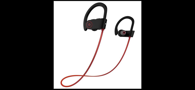 TAJ's Bluetooth Over Ear Headphones