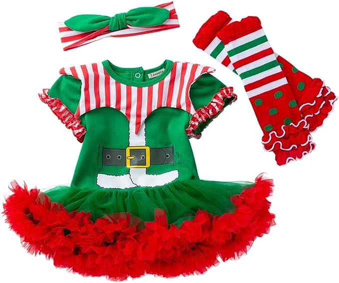 Amazon.com: Lausana - Trajes de Navidad para bebé: Clothing