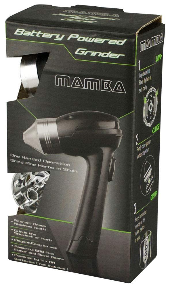 Mamba Electric Grinder