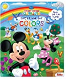 img - for Let's Look for Colors (Disney Mickey Mouse Clubhouse) book / textbook / text book