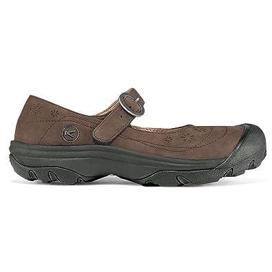 8d6e19d6a7 Amazon.com   Keen Calistoga Shoe - Women's Seal Brown   Sandals