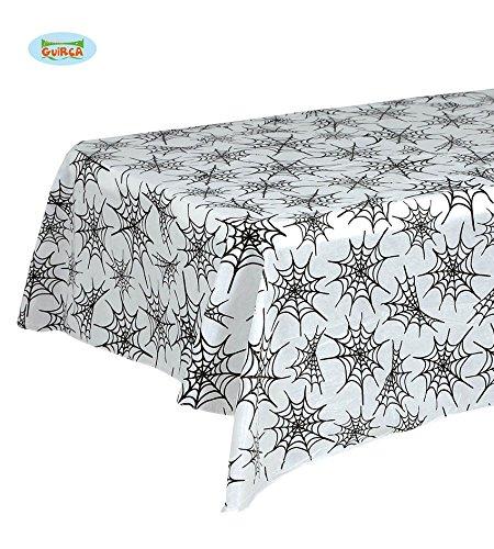 Mantel arañas 175x130 cms.