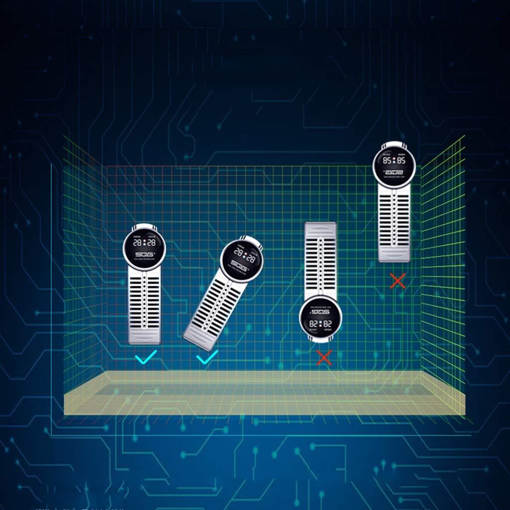 Calentador Peaceip Pantalla Digital Acuario Inteligente, Tanque de Peces Multi-función de Tratamiento por Infrarrojos, Interruptor Independiente y ...