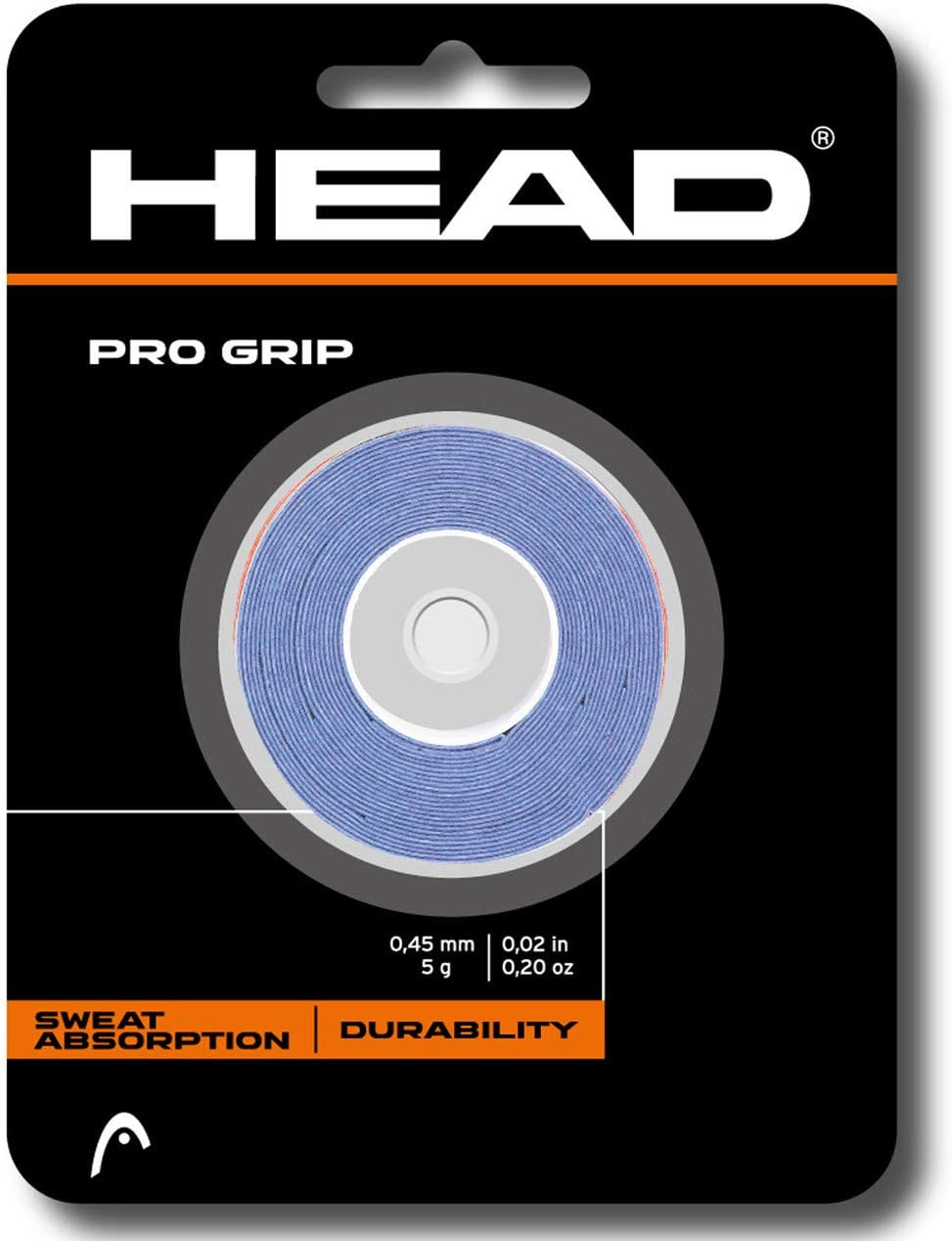 Head Pro Dz 285702-11-US - Overgrip con 3 correas de fijación ...