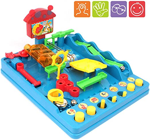 WINBST Juego de Habilidad Laberinto Juego de Aventura para niños ...