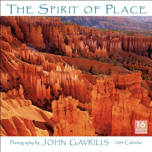 The Spirit of Place 2014 Wall (calendar)