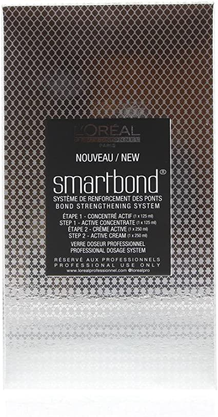 LOreal Smartbond Kit Fortalecedor y Pre-Champú - 375 ml: Amazon ...