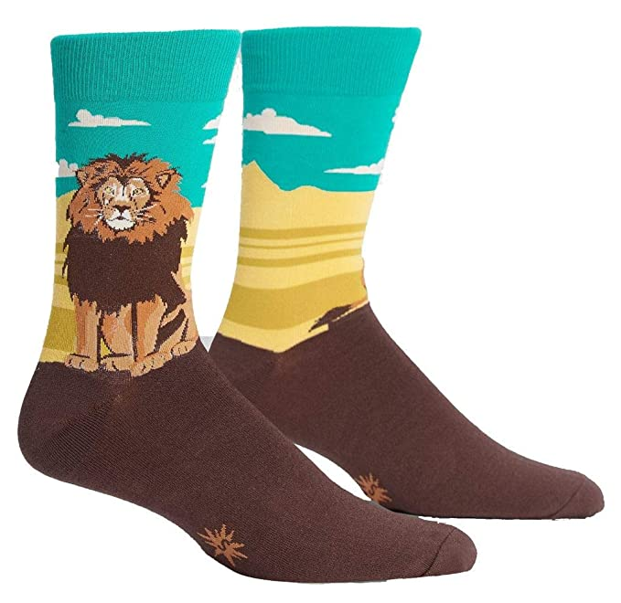 Sock It To Me Calcetines De Hombre Su Rule - Divertido Calcetines de hombre con LWE