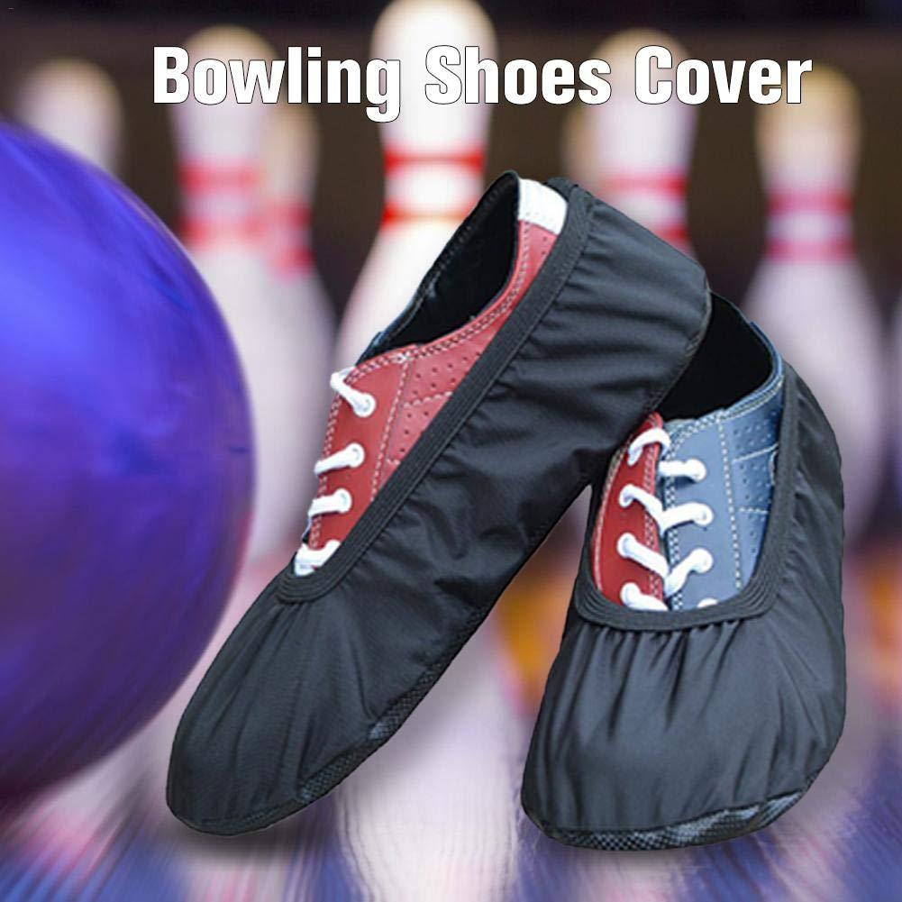Katurn Bowling Schuhe Cover,Premium Bowling Sportschuh Abdeckungen F/ür Sport