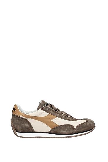 DIADORA Sneakers Uomo Marrone beige e grigio | Drestige