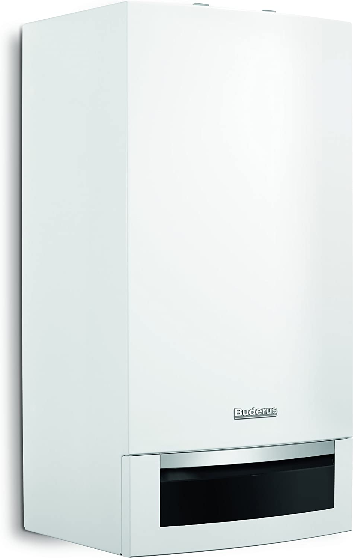 Buderus Caldera combinada Gas gb17224K 24kW Gas Natural S combinada de condensación Therme dispositivo Gas