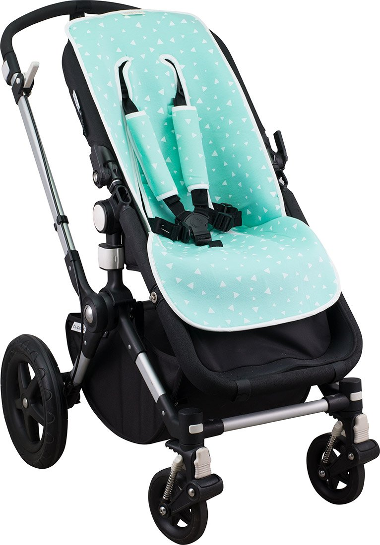 Janabebé Universal Cover Pushchair Luxury Foam + Protection Harnesses (Inglesina, Cibex,...