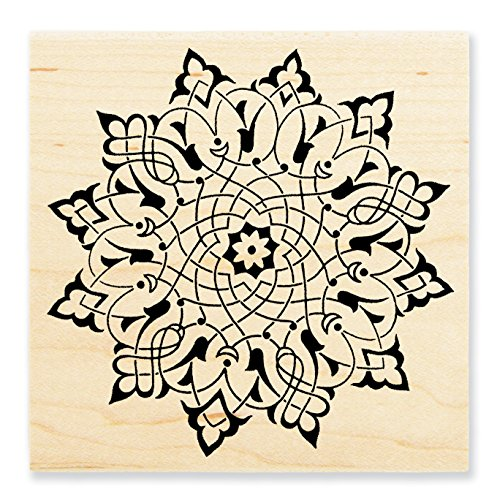 STAMPENDOUS W197 Wood Stamp, ()