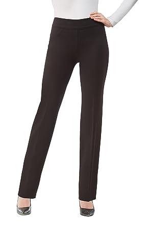 36104cdd46812 NYGÅRD SLIMS Nygard Women s Regular Slims Luxe C4 Straight Pant at Amazon  Women s Clothing store