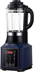 HEN'GMF High Performance Blender, High Power Home and Commercial Blender with High Speed, Countertop Blender Food Processor with Self-Cleaning 1.75L Container