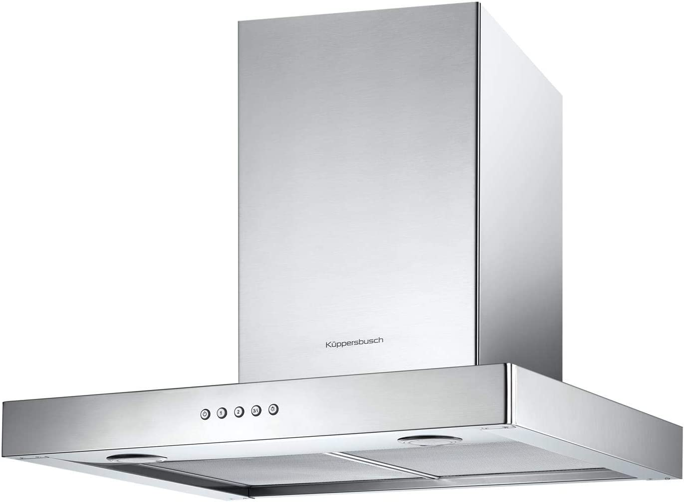 Küppersbusch DW 6340.0 E K-SERIES.3 - Campana extractora de acero inoxidable (60 cm): Amazon.es: Grandes electrodomésticos