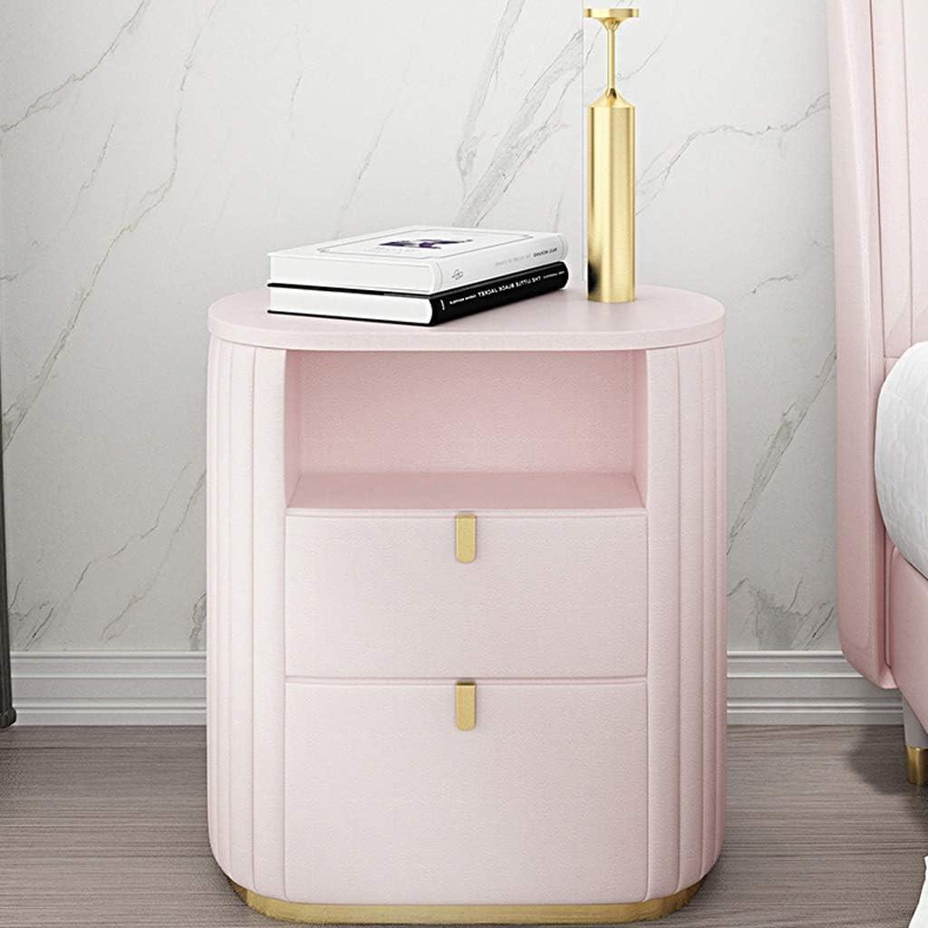 GCMJ Nordic Light Bedside Cabinet Minimalist Modern Luxury Bedroom
