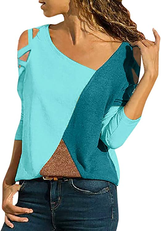 WOMENS COLD SHOULDER TOPS LADIES LACE LONG SLEEVE CARDIGAN UK SIZE 6-14