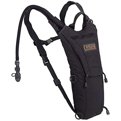 8e7cec32e8c Amazon.com : CamelBak Thermobak 3 Liter Hydration Pack Black 60304 : Hiking  Hydration Packs : Sports & Outdoors