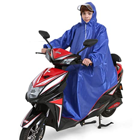 SHUHANX Poncho Impermeable Impermeable Impermeable para Hombres ...