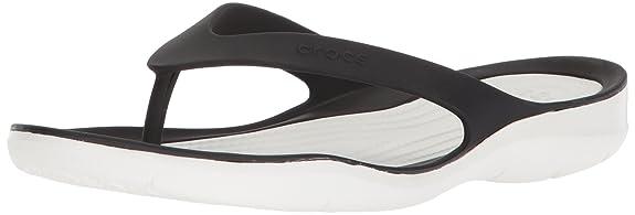 Crocs Women's Swiftwater W Flip-Flops <span at amazon