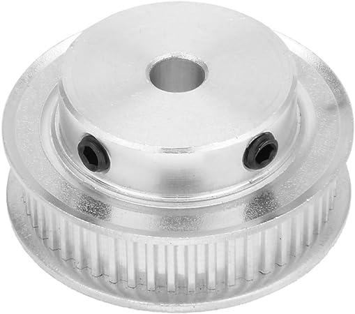 X-Dr Aluminum MXL 50 Teeth 5mm drills holes Timing Belt ...