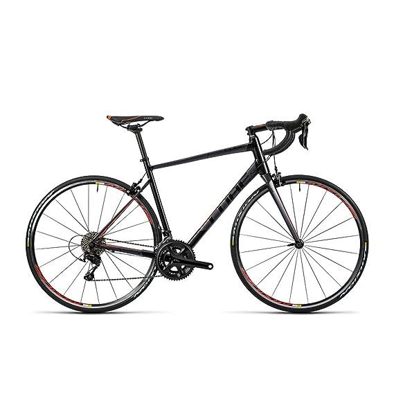 Bicicleta de carretera CUBE Attain SL 2016-H 50 cm: Amazon.es ...