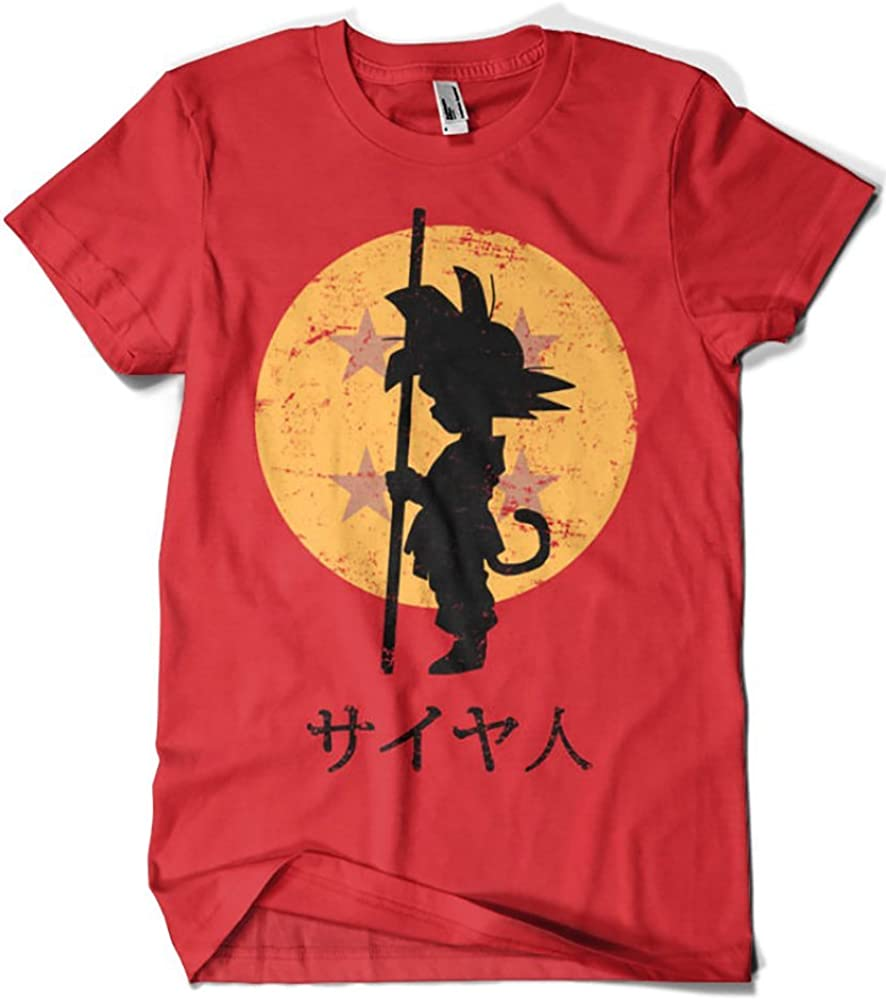 Camisetas La Colmena, 164-Looking for The Dragon Balls (ddjvigo)