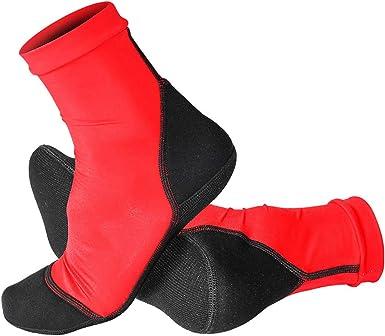 1 Pair Elastic Boat Socks Waterproof Beach Socks for Girls Women Men