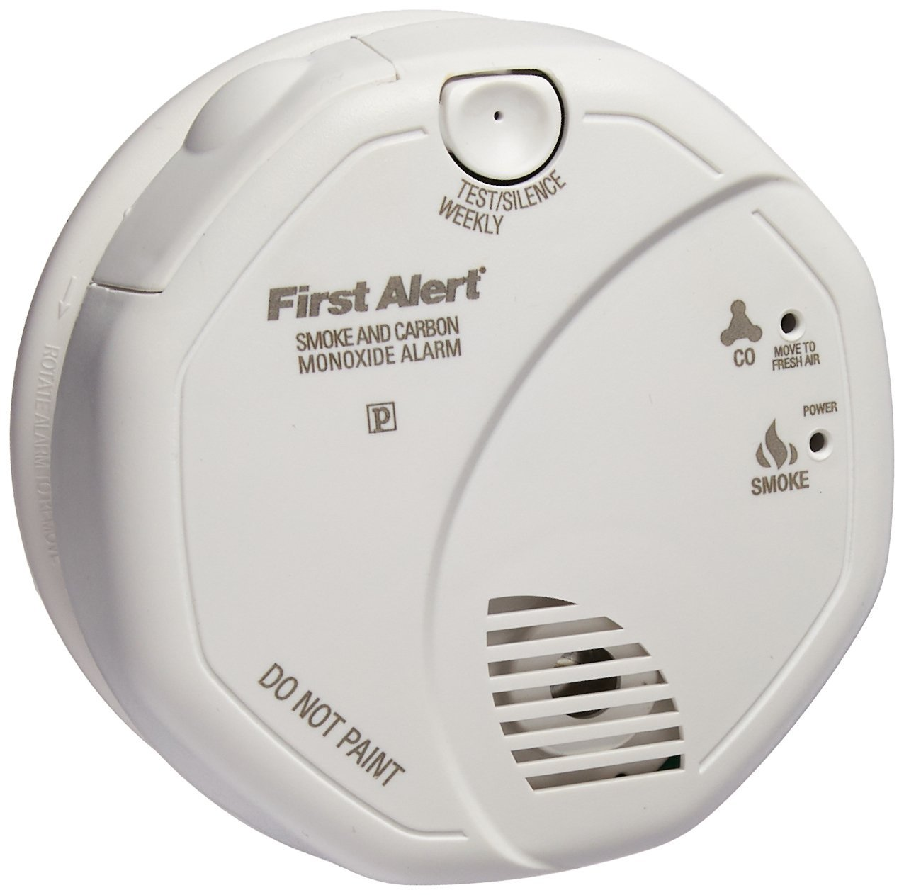 First Alert SCO5CN Combination Carbon Monoxide Smoke Alarm