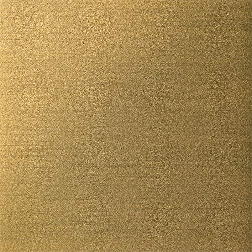 Henn Hart Modern Console Table, 55 , Gold