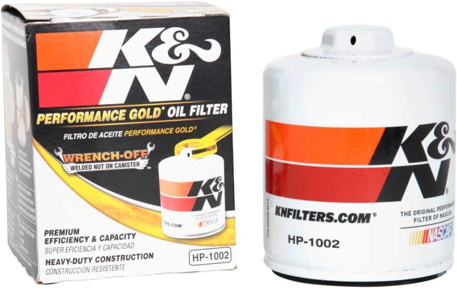 K/&N HP-2006 Performance Wrench-Off Oil Filter